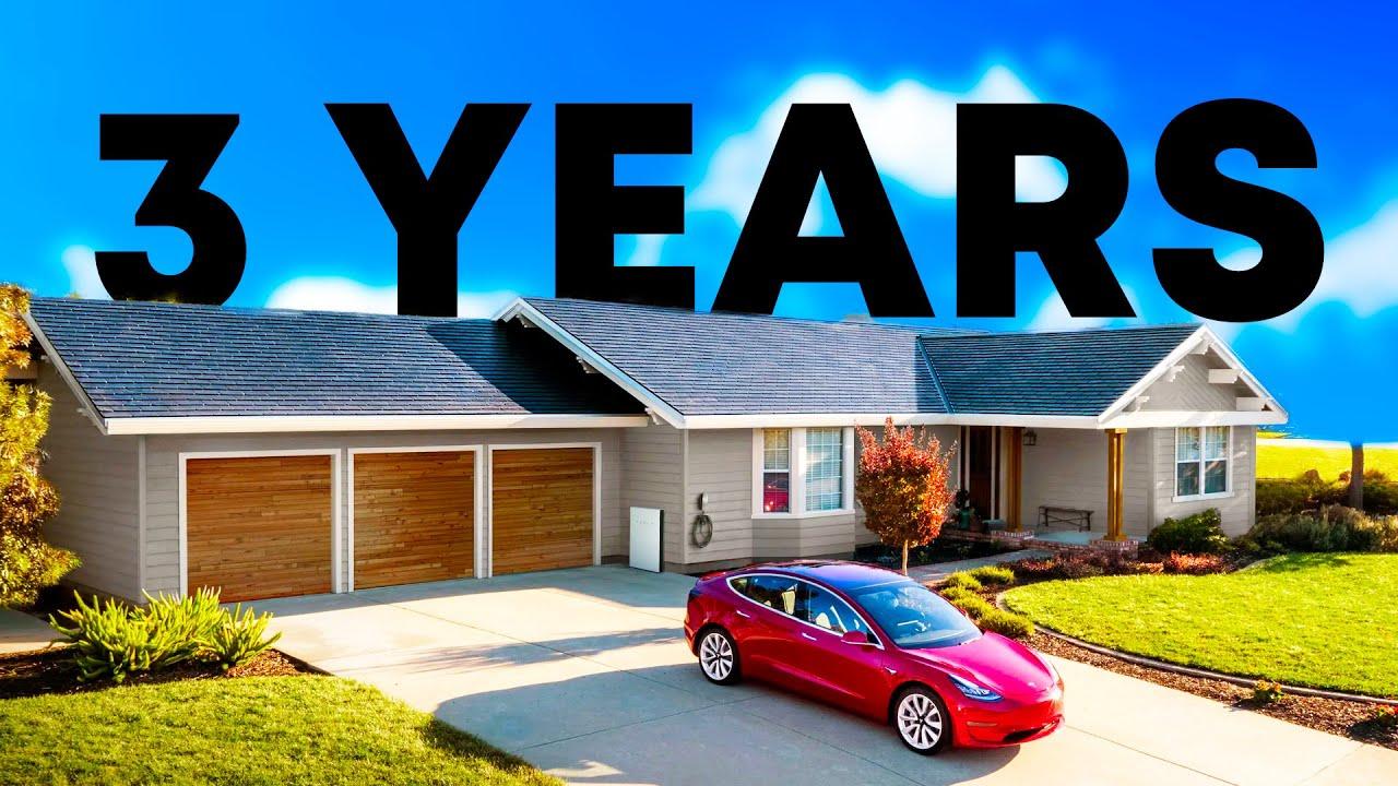 Tesla Solar: 3 Years Later