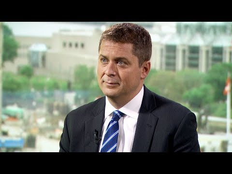 Scheer will put a price on carbon for large emitters but says 'it's not a tax'