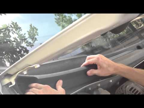 How To Replace A Chevy Heat Door Actuator Impala 2006