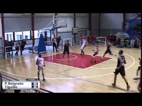 Levan Babilodze Higlights Armani Jeans Tournament