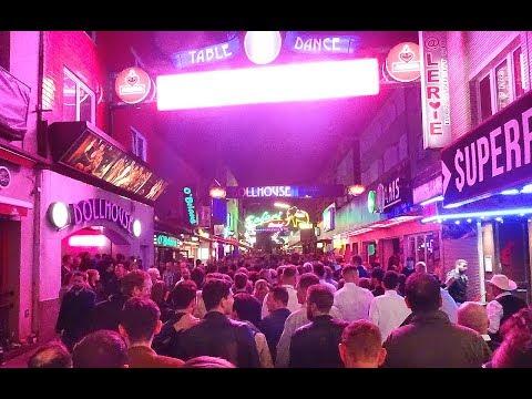 Nightlife auf der Reeperbahn - Club & Pub Partytour Hamburg