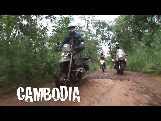 GlobeRiders IndoChina Expedition DVD Trailer