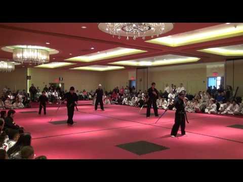 Park Karate Roselle Park NJ   Apr 2017 Demo