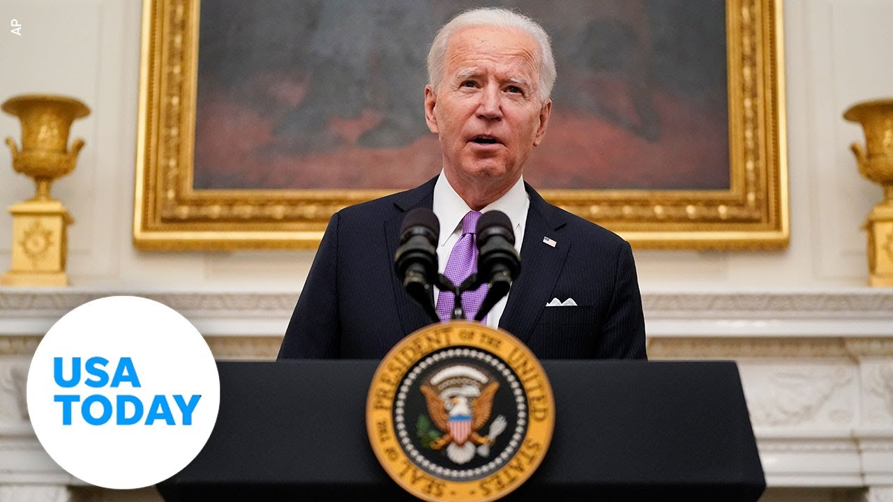 Buy American: Biden directs federal government to purchase more U.S.-made goods