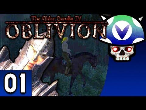 [Vinesauce] Joel - The Elder Scrolls IV: Oblivion ( Part 1 )