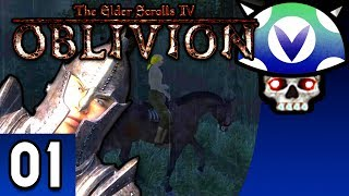[Vinesauce] Joel - The Elder Scrolls IV: Oblivion ( Part 1 )