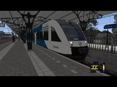 Almelo - Mariënberg met de Lint - Train Simulator 2016 (Livestream #1)
