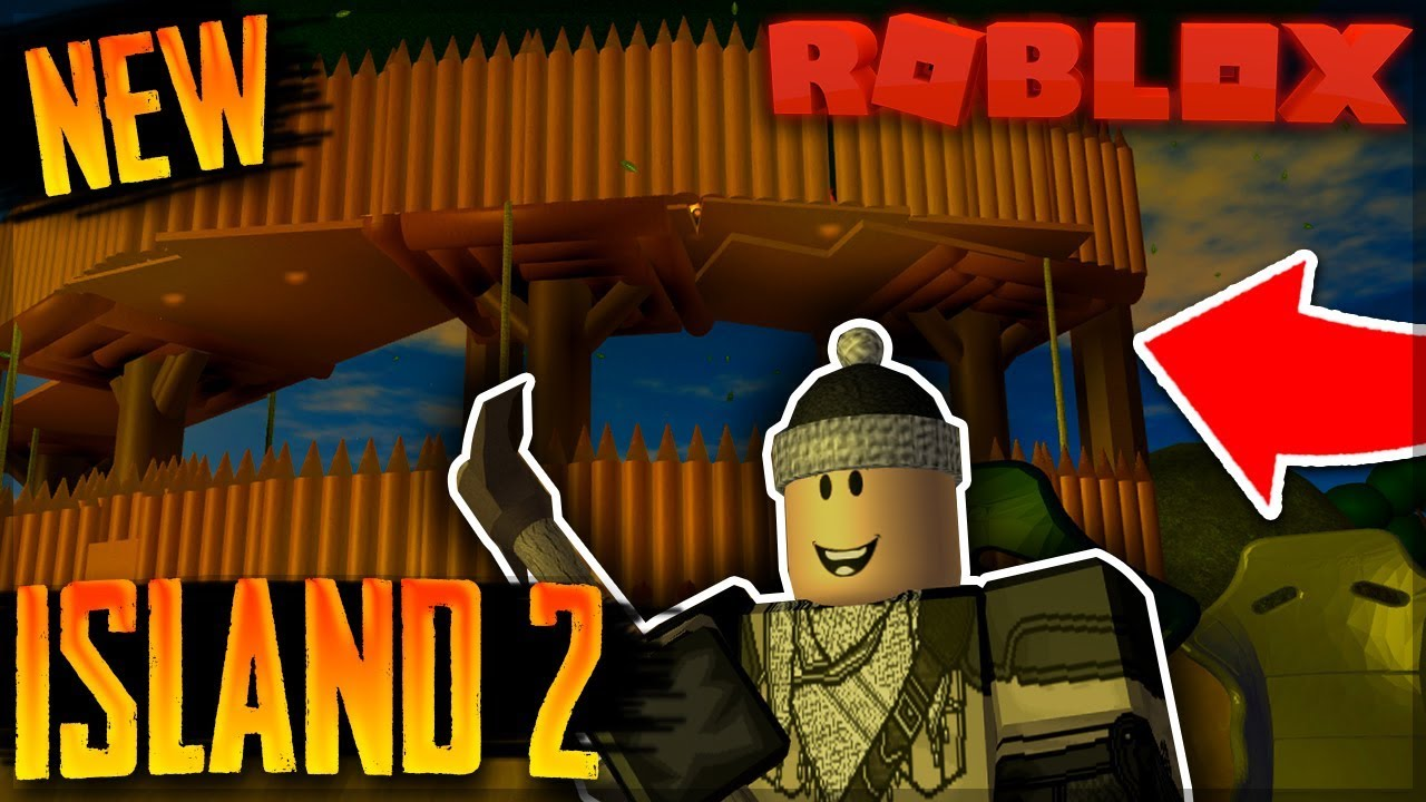 New Survival Game On Roblox The Forest Roblox Island 2 Youtube