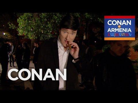 Conan Guest Stars In An Armenian Soap Opera  - CONAN on TBS