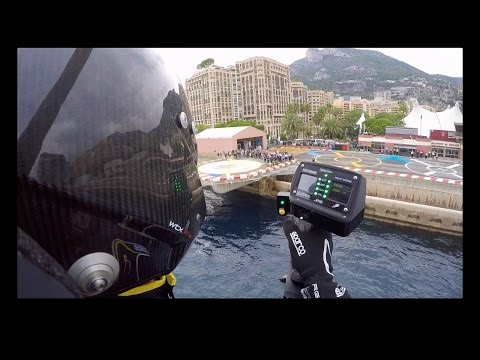 JetPack Aviation JB10 Principality of Monaco Flight #3 Right GoPro
