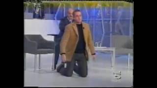 Scena simpatica di Paolo Bonolis - Uno contro Tutti