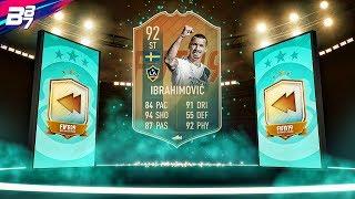 TOTY FLASHBACK SBC!! 92 FLASHBACK IBRAHIMOVIC! | FIFA 19 ULTIMATE TEAM