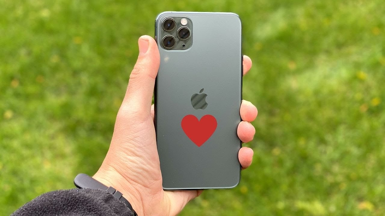 Why I LoVE iPhone 11 Pro Max!