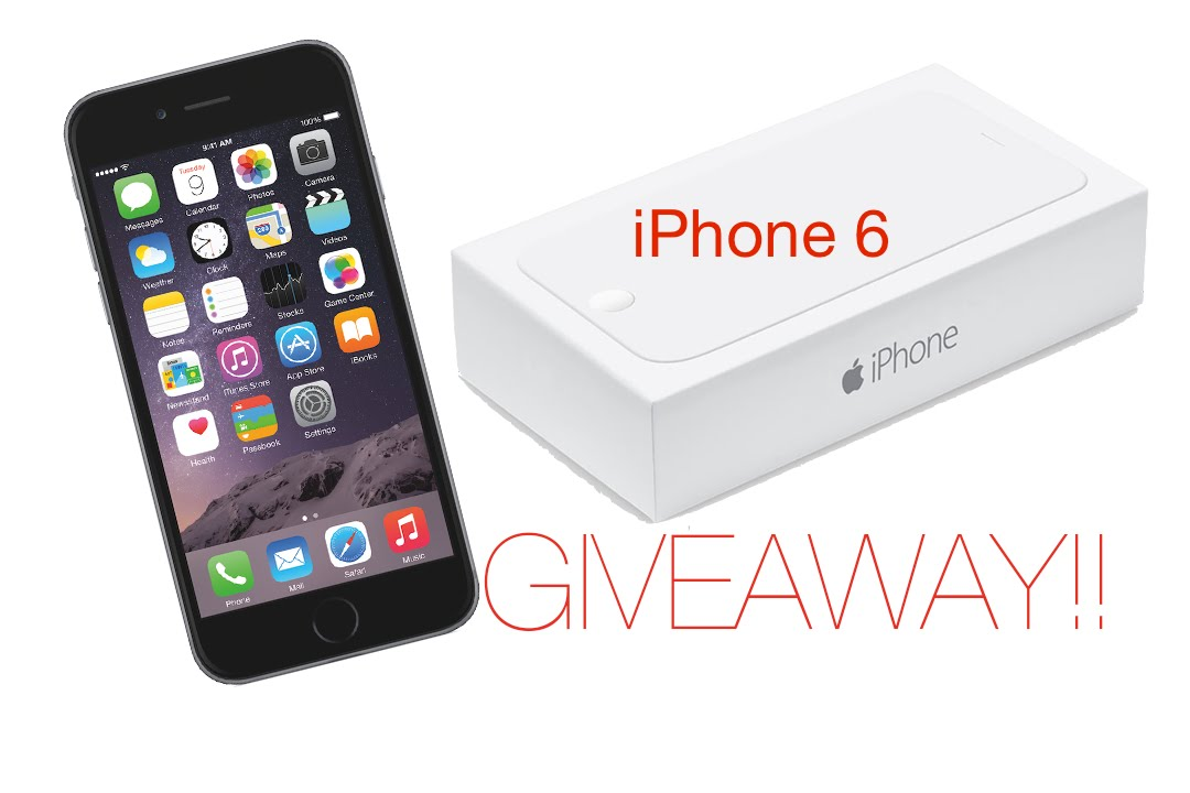 iphone 6 giveaway closed iphone 6 giveaway 11336