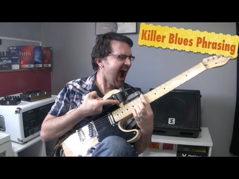 Blues Phrasing Concepts Available Now!