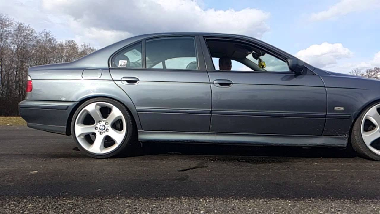 Bmw E39 Styling 132 Youtube