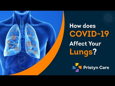 How does Covid-19 affect your lungs?   Pristyn Care