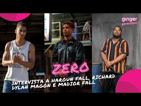 ZERO - Netflix: Intervista a Haroun Fall (Sharif), Richard Dylan Magon (Momo), e Madior Fall (Inno)