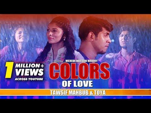 Colors Of Love | কালারস অব লাভ | Bangla Natok 2018 | Tawsif Mahbub & Toya | Mehedi Hassan Hridoy