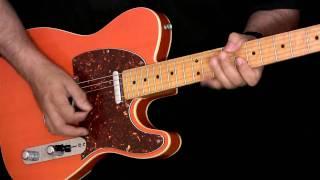 Twangy Berry Blues ☛ MyTwangyGuitar