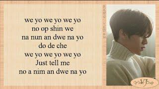 Baixar BANG YE DAM (방예담) - WAYO (왜요) Easy Lyrics
