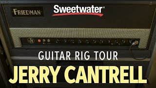 Jerry Cantrell Guitar Rig Tour