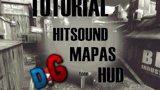 Team Fortress 2 - Como Instalar Hitsound , Mapas , HUD ToonHUD (Tutorial) TF2