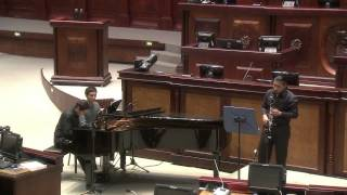 Recital de clarinete y piano - 2 Mar 2015 - Bloque 1