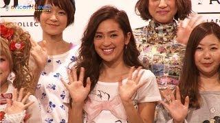 モデルでタレントの中村アンが20日、東京・ラフォーレ原宿で行われた『D...