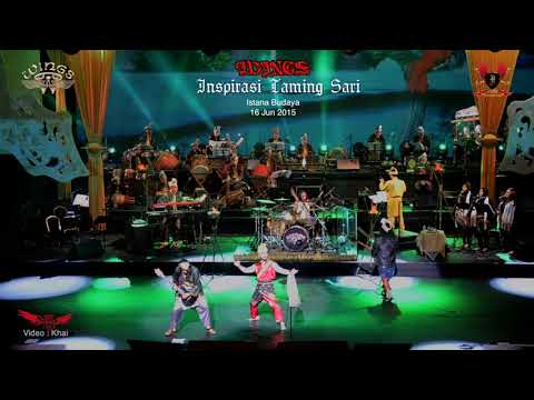 WINGS - Inspirasi Taming Sari @ Bongkar 16 Jun 2015