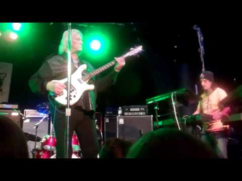 Yes - Fish Out Of Water, Chris Squire Live At Key Club, Bass Player Live 2012