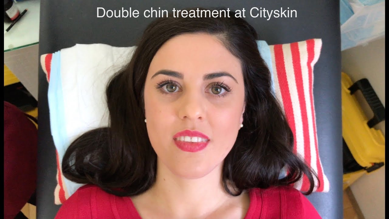 Double chin injections | From $600 per vial | Cityskin