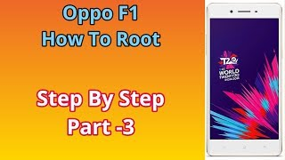 OPPO F1S ROOTED FIRMWARE FULL GUIDE.
