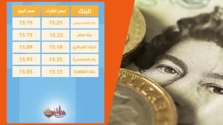 بالفيديو جراف.. أسعار الدولار مقابل الجنيه المصرى اليوم الأربعاء 16 نوفمبر 2016