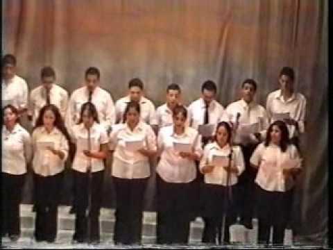 حفل ثانوي أولاد وبنات - كنيسة مارمينا شبرا 2006 ج1