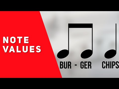 Note Values (Music Theory Lesson 4)
