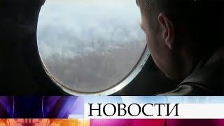 Лесными пожарами в Сибири и на Дальнем Востоке охвачено свыше 100 тыс. гектаров.