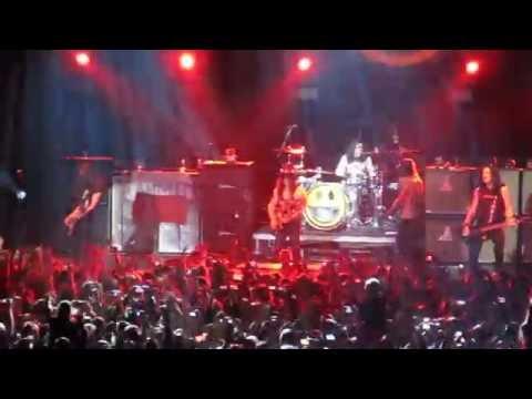 Slash – Anastasia @ Kraków Arena, 20.11.2014