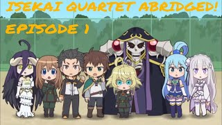 Download Video ISEKAI QUARTET ABRIDGED Episode 1 MP3 3GP MP4