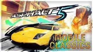ASPHALT 5   Mobile Classics