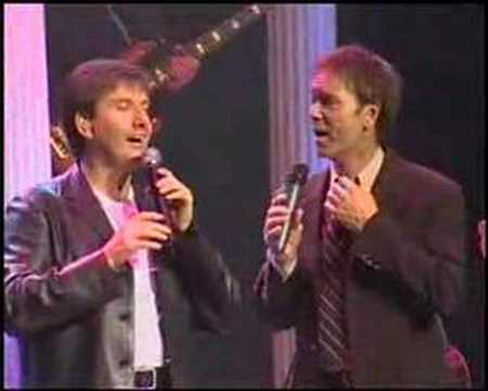 Daniel O Donnell and Cliff Richard