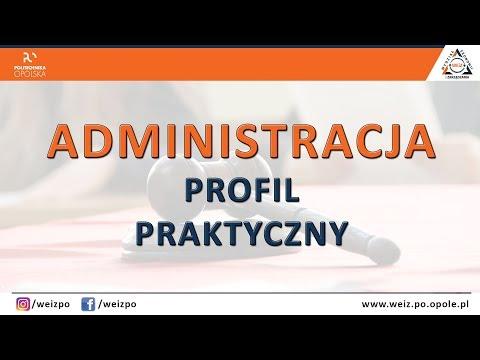 Administracja – Profil Praktyczny
