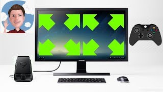 How to run all games in FullScreen on Samsung DeX