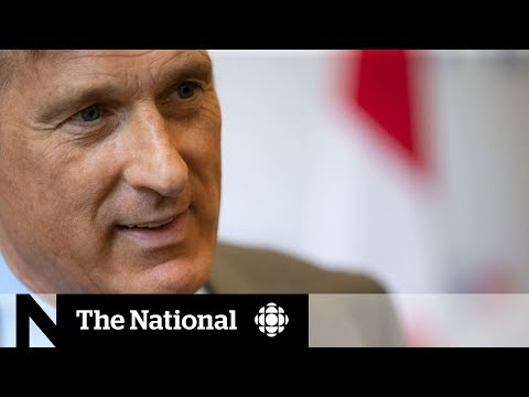 Maxime Bernier, People's Party initially excluded from election debate