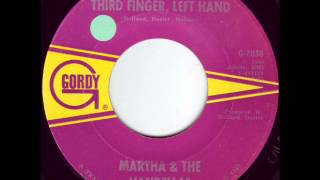 Martha&the vandellas - third finger,left hand.wmv