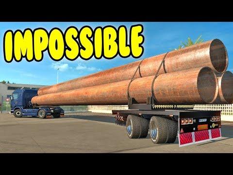 IMPOSSIBLE EURO TRUCK DELIVERIES!! 🔴 Euro Truck Simulator 2 Livestream 🔴