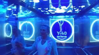 Karol Meyer * mergulho na Y-40 a piscina mais funda do mundo