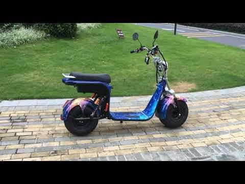 Vespa Scooter réveil portable mouvement à quartz idéal moto cadeau
