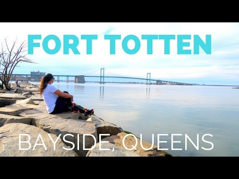 Queens of the Boroughs: Fort Totten (Bayside)