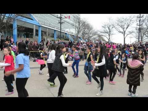Dallington Public School -2- Folkfest Folk Dance Jamboree- 5 May 2014